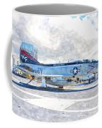 Navy Aircraft Coffee Mug