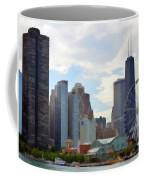 Navy Pier Chicago Illinois Coffee Mug