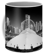 Navy Pier Wheel Coffee Mug