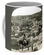 Nazareth, Palestine, C1920 Coffee Mug