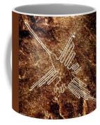 Nazca Hummingbird Coffee Mug