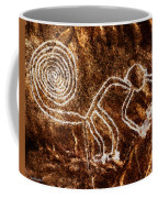 Nazca Monkey Coffee Mug