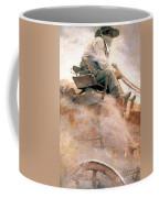N.c. Wyeth: Ore Wagon Coffee Mug