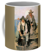 N.c. Wyeth: The Pay Stage Coffee Mug