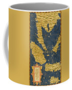 Indochinese Peninsula And Major Islands Of Indonesia Coffee Mug