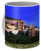 Near El  Morro National Monument Coffee Mug