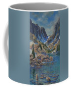Near Hayden Spires Coffee Mug