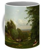 Near Leeds, New York Coffee Mug