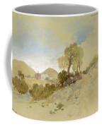 Near San Francisco, Mexico, March 1, 1883 Coffee Mug