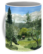 Near San Giovanalle Tuscany Coffee Mug