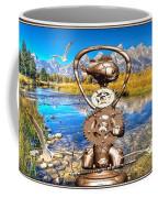 Near The Lake In The Mountain 4 Coffee Mug