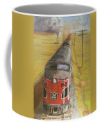 Near Thistle  Ks Coffee Mug