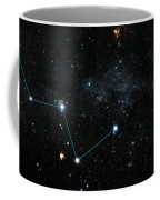 Nearest Exoplanet, Hd 219134 System Coffee Mug