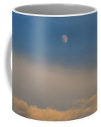 Nearly Full Moon 1 Coffee Mug