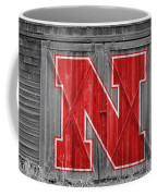 Nebraska Cornhuskers Barn Doors Coffee Mug