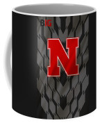Nebraska Cornhuskers Uniform Coffee Mug