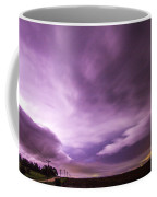 Nebraska Night Thunderstorms 007 Coffee Mug