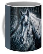 Nebraska Rodeo Roping Horse... Coffee Mug