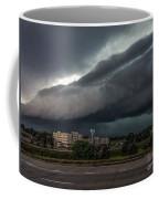 Nebraska Shelf Cloud 2 Coffee Mug