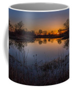 Nebraska Sunset Coffee Mug