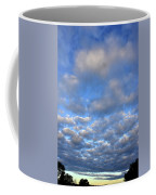 Nebraskan Altocumulus Clouds Coffee Mug