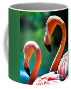 Neck And Neck Coffee Mug