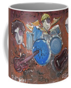 Ned Evett And Triple Double Coffee Mug