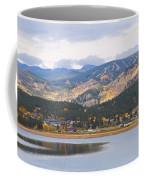 Nederland Colorado Scenic Autumn View Boulder County Coffee Mug by James BO  Insogna