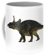 Nedoceratops Side Profile Coffee Mug