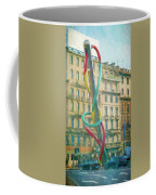Needle And Thread Milan Italy Coffee Mug