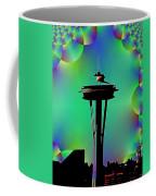 Needle In Fractal 3 Coffee Mug
