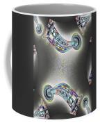 Needle In Fractal Coffee Mug