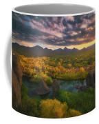 Needle Rock Sunrise Coffee Mug