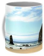 Needles And The Haystack Coffee Mug