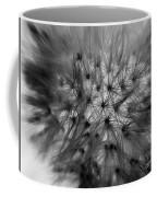 Negative Dandelion Coffee Mug