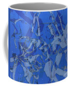 Negative Photo Silkscreen Coffee Mug