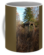 Neglected Old Gazebo Coffee Mug