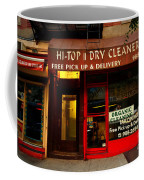 Neighborhood Shop - Dry Cleaners Coffee Mug