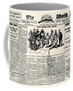 Nellie Bly (1867-1922) Coffee Mug