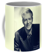 Nelson Eddy, Vintage Actor Coffee Mug