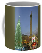 Nelson's Christmas Tree Coffee Mug