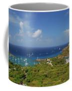 Nelson's Dockyard Antigua Coffee Mug