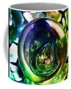 Nemunas Glass Paperweight Coffee Mug