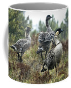 Nene Geese Coffee Mug