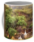 Maui Hawaii Haleakala National Park Nene Hawaiian State Bird Coffee Mug