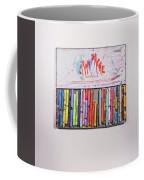 Neocolor II Coffee Mug