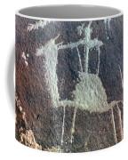 Neolithic Petroglyph Coffee Mug