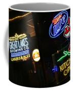 Neon Bar Signs Coffee Mug