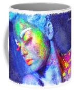 Neon Beauty Coffee Mug