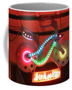 Neon Bicycle Coffee Mug